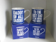 Dad Novelty Mugs in 2 Styles  Fathers Day Gifts Daddy of All Daddies/Best Dad In The Wide Worlds